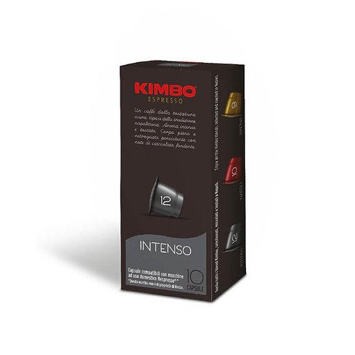 Kimbo Espresso 12 Capsule cafe 58g