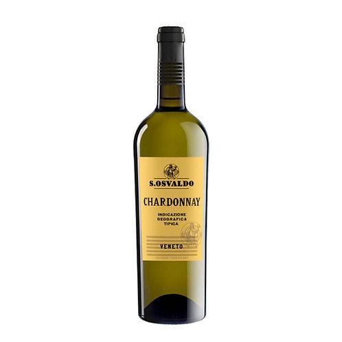 S.osvaldo Chardonnay Veneto vino 75cl