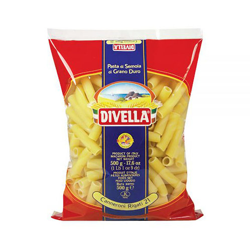 Divella Canneroni Rigati Nº21 500gr