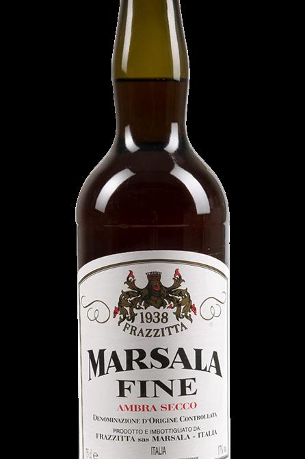 MARSALA FINE FRAZZITTA 17º 75CL