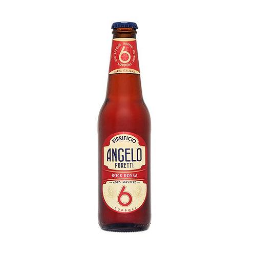Birrificio Angelo Poretti 6 Bock Rossa cerveza 330 ml