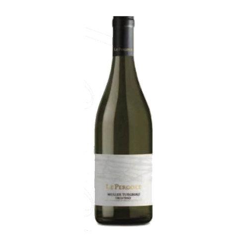 Le Pergole Muller Thurgau Trentino vino 750ml
