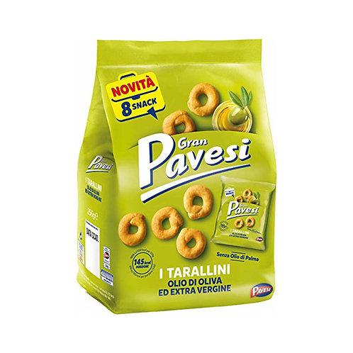 Gran Pavesi I Tarallini 8 Snack 256g