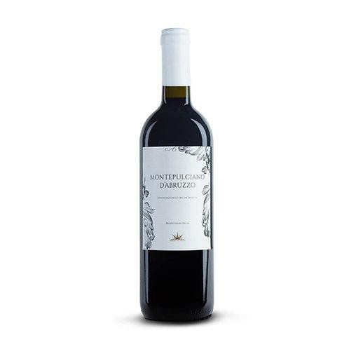 Montepulciano D'abruzzo vino 750ml