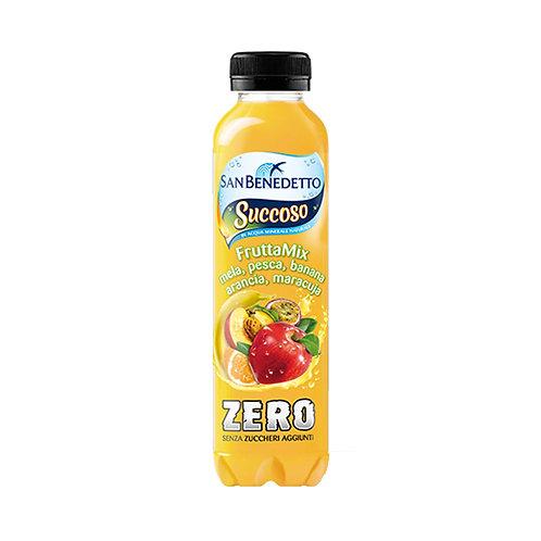 San Benedetto Succoso Zero FruttaMix zumo 400ml