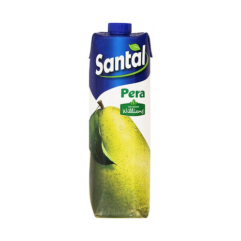 Santal Succo Pera Brik zumo 1L