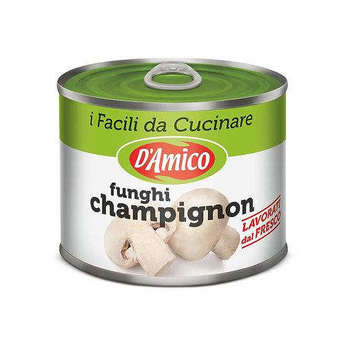 D'Amico Funghi Champignon 400g