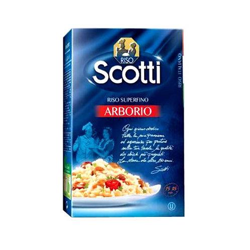Scotti Riso Arborio 1kg