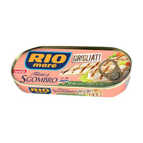 Rio Mare Filetti di Sgombro All'olio di Oliva 120g