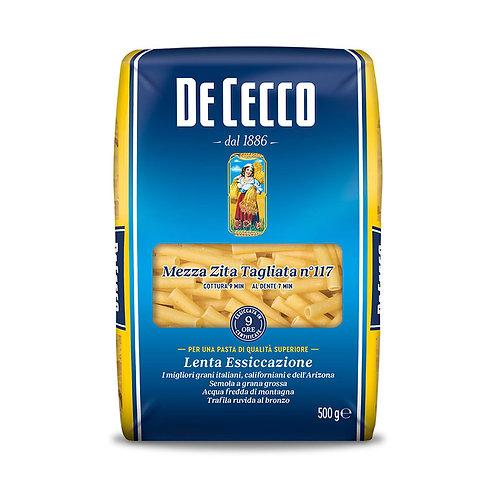 De Cecco Mezza Zita Tagliata Nº117 500gr