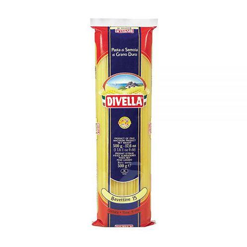 Divella Bavettine Nº15 500gr