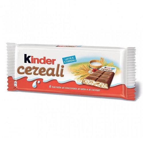 Kinder Cereali Pack x6 141g