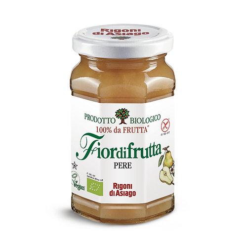 Rigoni Marmellata Pere 100% Fruttasin gluten bio 250gr