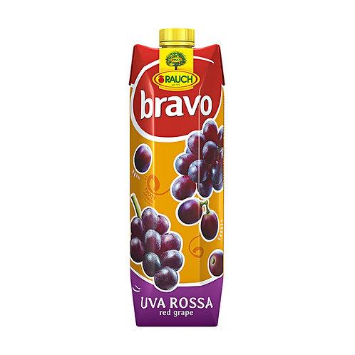 Bravo Succo Uva Rossa zumo 1L