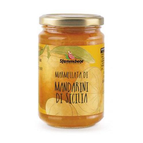 Stammibene Marmellata Mandarini di Sicilia 360gr