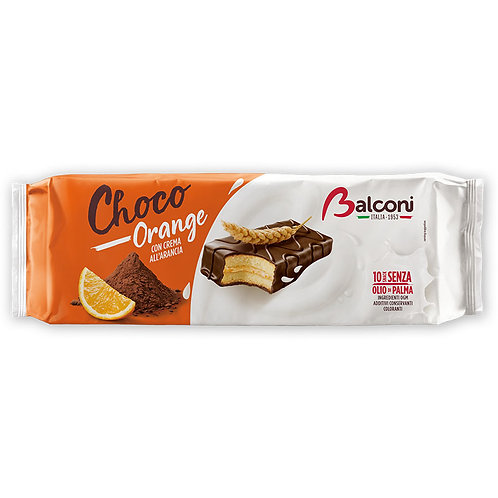 Balconi Choco Orange 350g