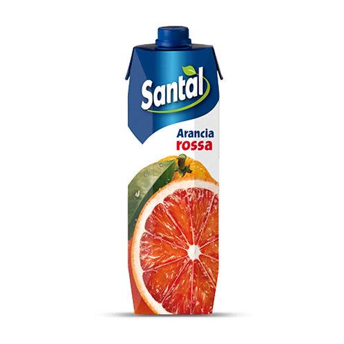 Santal Succo Arancia Rossa Brik zumo 1L