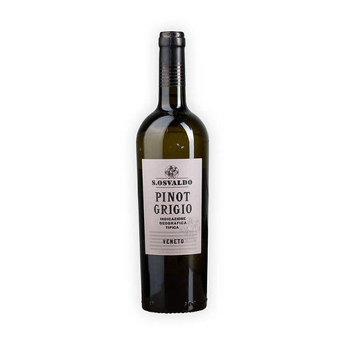 S.osvaldo Pinot Grigio Veneto vino 75cl