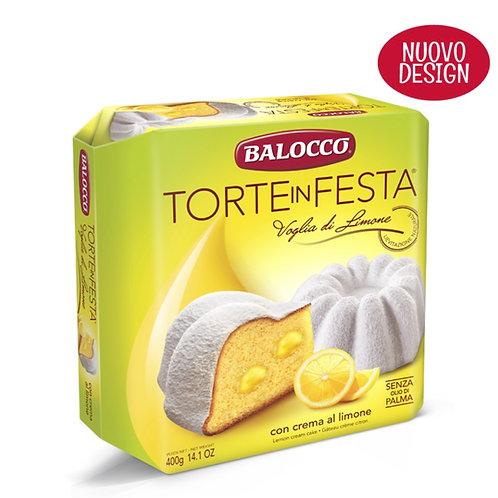 Balocco torta limone 400 gr
