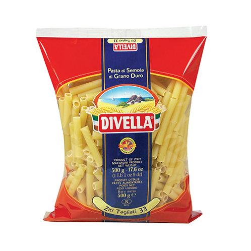 Divella Ziti Tagliati Nº33 500gr