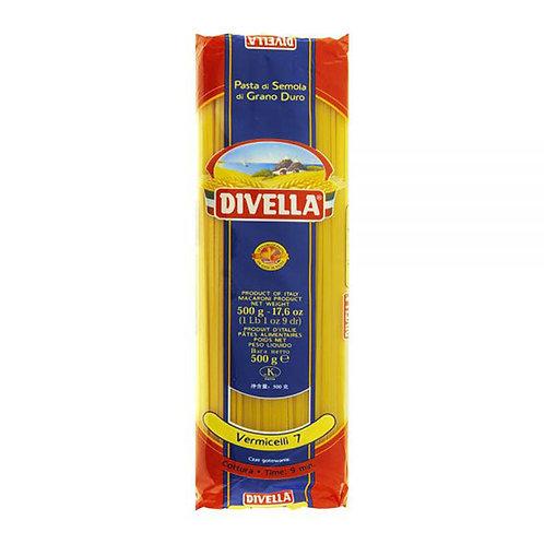 Divella Vermicelli Nº7 500gr