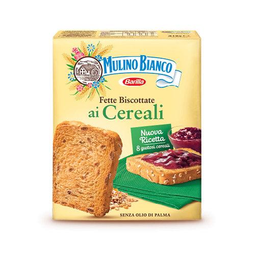 Mulino Bianco Fette Biscotatte ai Cereali 315g