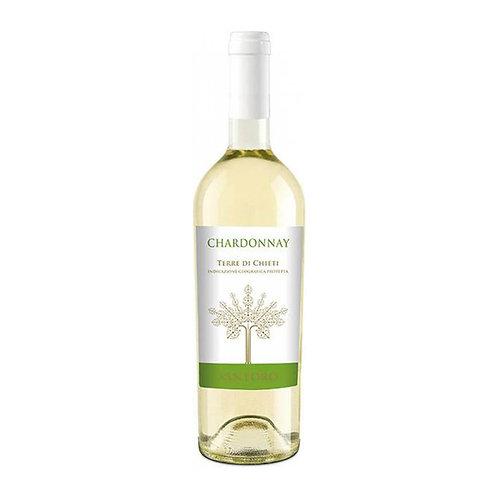 Chardonnay Puglia Santoro vino 750ml