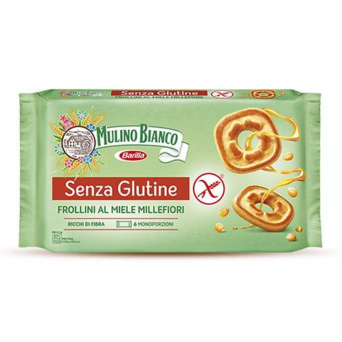 Mulino Bianco Frollini al Miele Sin gluten 250gr