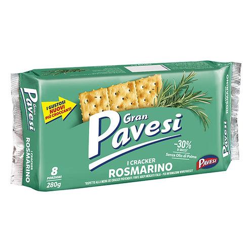 Pavesi Cracker Rosmarino 280g