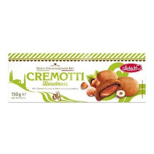 Liebich Cremotti Haselnuss 150gr