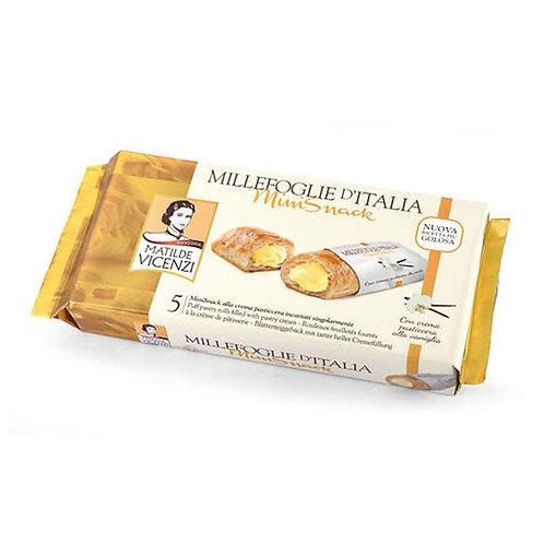 Matilde Vicenzi Millefoglie MiniSnack Crema 125gr