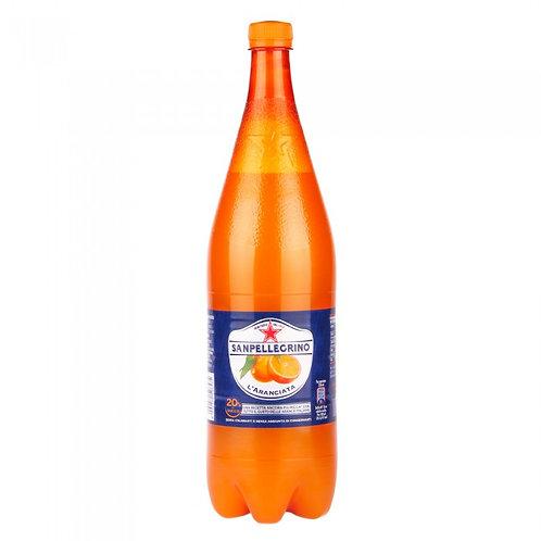 San Pellegrino Aranciata Bottiglia 1.25 L