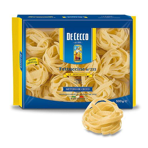 De Cecco Fettuccine Nº233 500gr