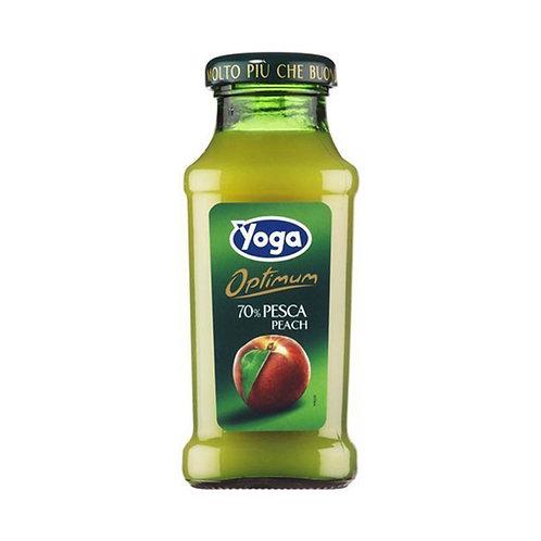 Yoga Succo Optimum 70% Pesca zumo x1 200ml
