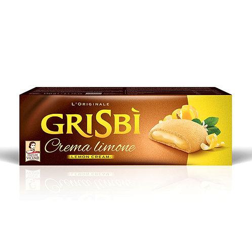 Grisbi Biscotti Ripieni Crema Limone 150gr