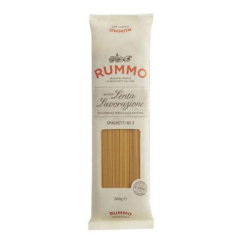 Rummo Spaghetti Nº3 500g