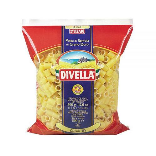 Divella Ditali Nº61 500gr