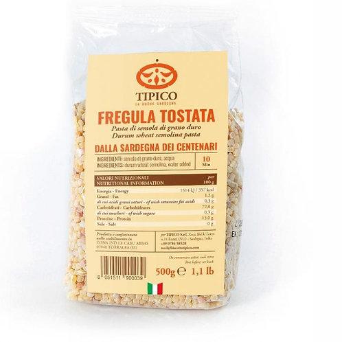 Tipico fregula tostata 500 gr