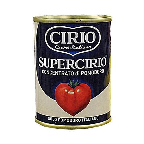 Cirio Supercirio Concentrato di Pomodoro 140g