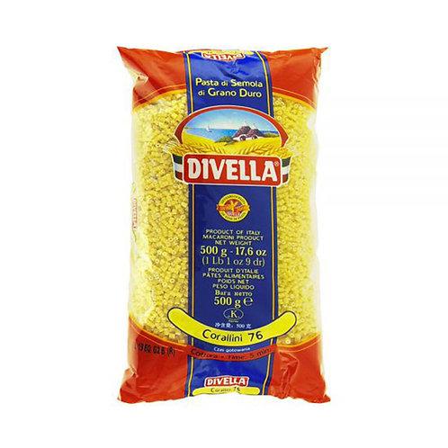 Divella Corallini Nº76 500gr