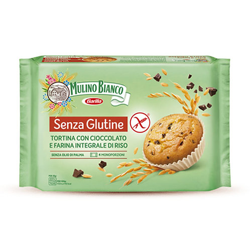 Mulino Bianco Tortina con Cioccolato Sin gluten 140gr