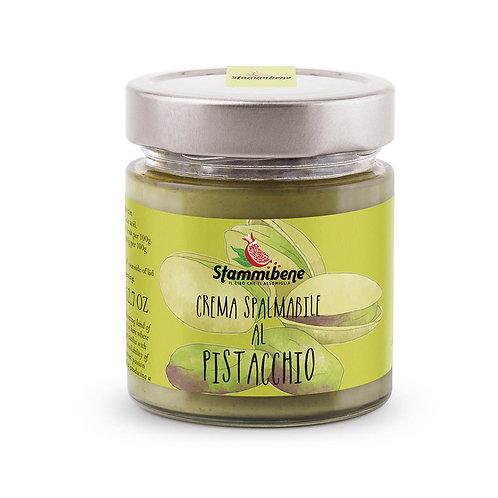 Stammibene Crema Spalmabile al Pistacchio 200g