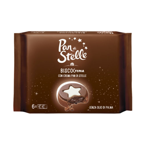 Pan di Stelle BiscoCrema x6 160gr
