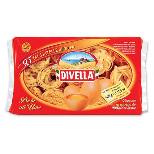 Divella Tagliatelle all'Uovo Nº95 500gr