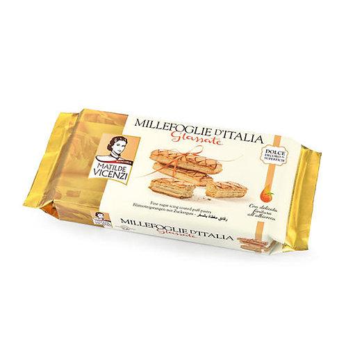 Matilde Vicenzi Millefoglie Glassate Albicocca 125gr