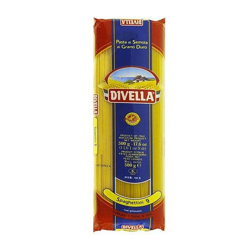 Divella Spaghettini Nº9 500g