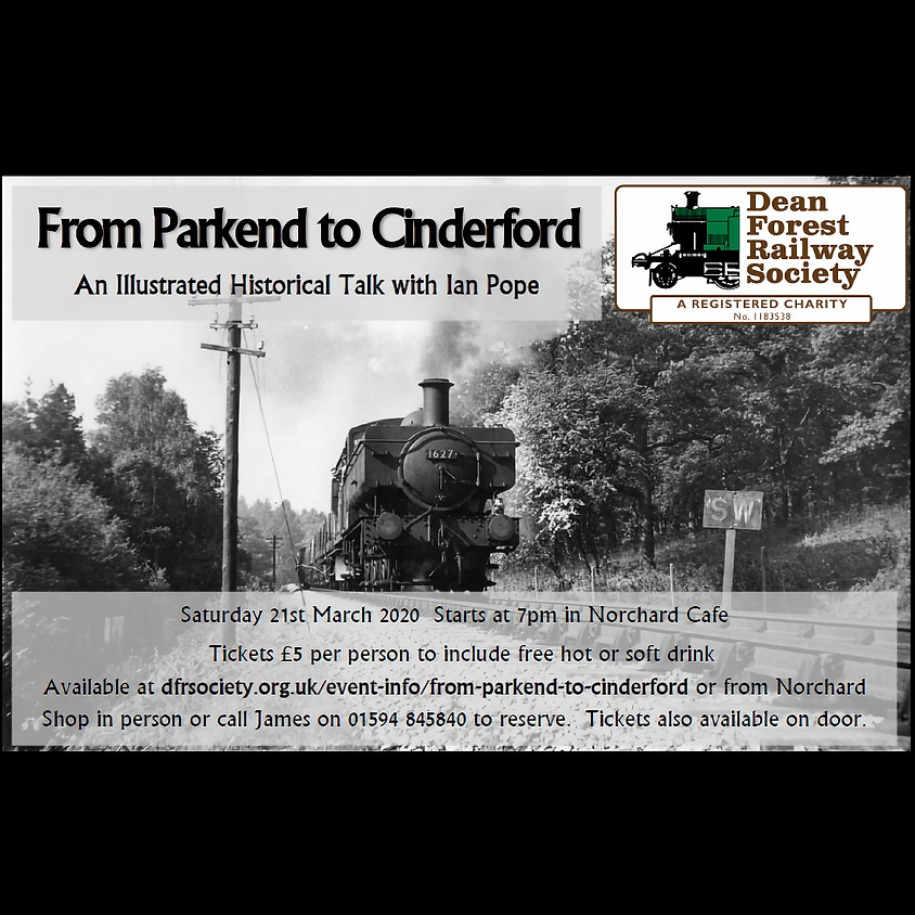 From Parkend to Cinderford