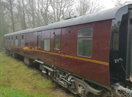 New Accommodation Coach Progress - March 2019