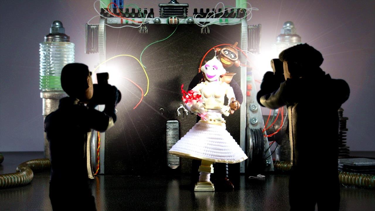 Robotic Wedding