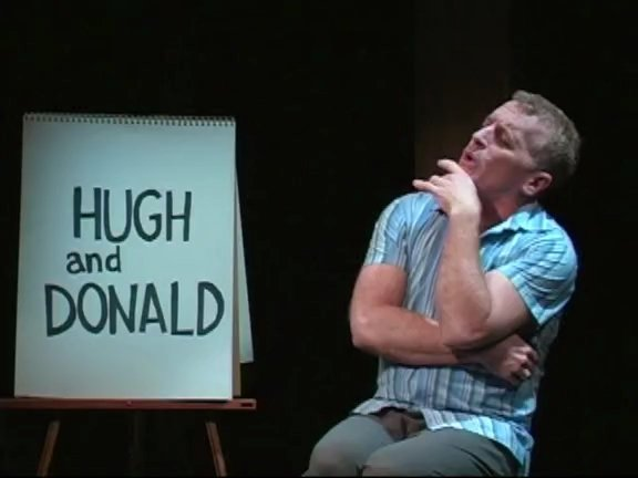 It Goes Without Saying: Hugh and Donald